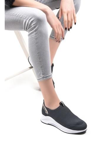 Sapin Sneaker Ayakkabı Gri